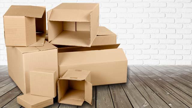 Importancia del material de embalaje