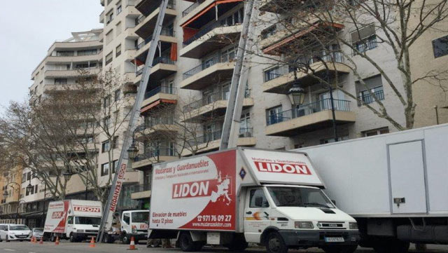 fleet lidon removals storage mallorca