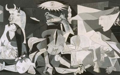 MOVING OF WORKS OF ART: PICASSO'S GUERNIKA