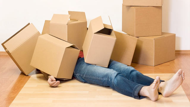 COMMON MISTAKES WHEN MAKING A MOVE
